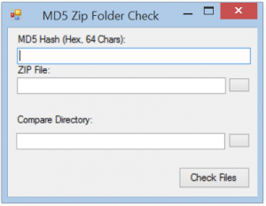MD5ZipFolderCheck